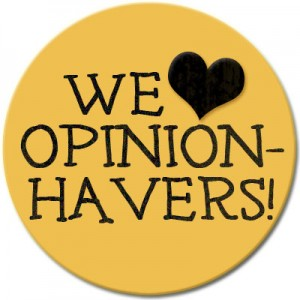 opinion-haver button