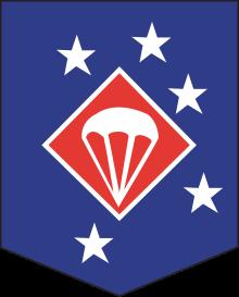 1st Marine Parachute Regimental Emblem | Wikipedia