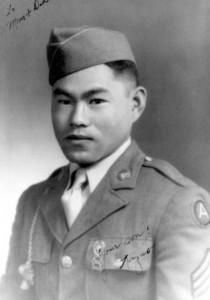Staff Sergeant Kazuo Otani, US Army